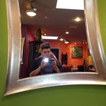 Photo taken at J Michael Salon by H M. on 3/15/2012