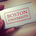 Photo taken at Boston University Dean of Students Office by emma t. on 10/1/2012