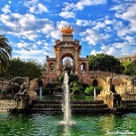 Photo taken at Parc de la Ciutadella by BarcelonaCitizen on 6/6/2013