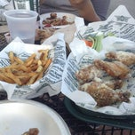 Photo taken at Wingstop by Akeem d. on 5/21/2013