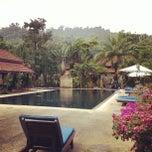Photo taken at Khaolak Palm Hill Resort by Kuntapol S. on 4/8/2013