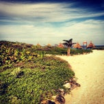 Photo taken at Gran Bahia Principe Tulum by Ed D. on 10/5/2012
