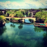 Photo taken at Fairmont Mayakoba by Hooman on 5/18/2013
