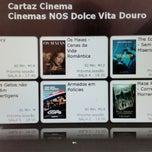 Photo taken at Cinemas NOS Dolce Vita Douro by Delfim Bessa on 9/25/2014
