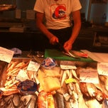 Photo taken at Mercado San Miguel by Nuria P. on 6/11/2013
