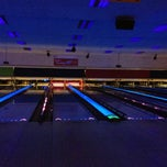 Photo taken at Tenpin Bowling by Robin F. on 6/10/2013