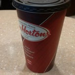 Photo taken at Tim Hortons by L T. on 11/7/2013