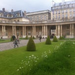 Photo taken at Archives Nationales by Quentin H. on 5/19/2013