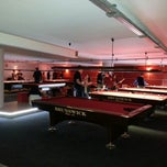 Photo prise au Snooker Academy par Sebastian M. le12/21/2013