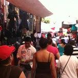 Photo taken at Tianguis San Felipe de Jesús by Omar M. on 3/31/2013