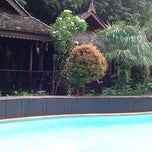 Photo taken at Baan Habeebee Resort by Filip G. on 7/14/2014