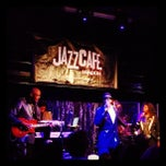 Photo taken at Jazz Cafe by Mark S. on 10/31/2012