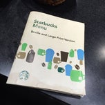 Photo taken at Starbucks by Ghada A. on 4/6/2015