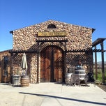 Photo taken at Page Mill Winery by Chrissy S. on 2/9/2013