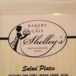 Photo taken at Shelly's Bakery Cafe by Courtney W. on 9/7/2013