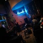 Photo taken at Rasselas Jazz Club by Darren S. on 8/17/2013