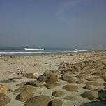 Photo taken at Pantai Panjang (Long Beach) by Zubethaljetri K. on 8/25/2013