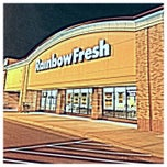 Photo taken at Rainbow Foods by Kris S. on 8/21/2013