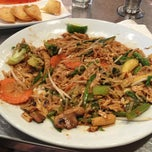 Photo taken at EAT = Authentic Thai Kitchen by Rachel S. on 6/8/2013