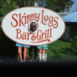 Photo taken at Skinny Legs by Beau M. on 7/16/2013