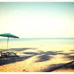 Photo taken at Sukorn Beach Bungalows Trang by Isa B. on 1/10/2014