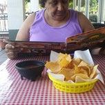 Photo taken at Roberta's Cocina Mexicana by Ruben R. on 5/25/2014