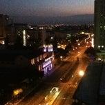 Photo taken at Hilton San Jose by Vilas .. on 9/28/2012