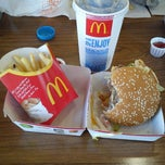 Photo taken at McDonald's by Сабри Б. on 7/19/2013
