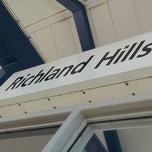 Photo taken at Richland Hills Station (TRE) by Derek M. on 6/4/2013