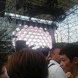 Photo taken at Arena Della Regina by Claudia G. on 7/5/2014
