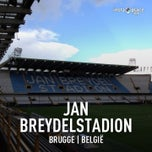 Photo taken at Club Brugge K.V. by Charlotte L. on 3/16/2013