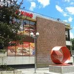 Photo taken at Burger King by Maria M. on 7/15/2013