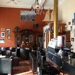 Photo taken at Café Bar Pudel Lounge by Bernd L. on 6/17/2013