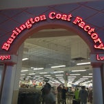 Photo taken at Burlington Coat Factory by Саня М. on 12/17/2013