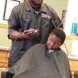 Photo taken at Razor Kings Barber Shop by B Anthony J. on 7/31/2014