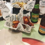 Photo taken at Wingstop by Mira S. on 8/27/2013