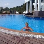 Снимок сделан в Отель Облака | Oblaka Hotel пользователем Roman V. 8/18/2013