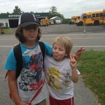 Photo taken at Ecole St-Edouard by La Souris C. on 8/29/2013