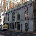 Photo taken at Walnut Street Theatre by Joe M. on 2/17/2013