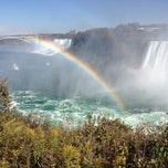 Photo taken at Niagara Falls (Canadian Side) by Igor L. on 10/9/2012