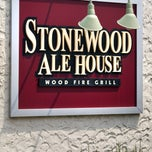 Photo taken at Stonewood Ale House by Stonewood Ale House on 7/8/2013