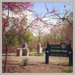 Photo taken at Candler Park by Lauren on 4/7/2013