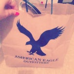 Photo taken at American Eagle by Kamila S. on 6/15/2013
