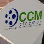 Photo taken at CCM Cinemas by Eric P. on 7/14/2013