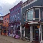 Photo taken at Town Of Silverton, Colorado by Oleg Y. on 5/1/2015