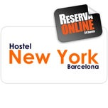 Photo taken at hostal new york by HostelNewyorkBcn B. on 10/22/2013
