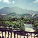 Photo taken at Bishuiwan Hot Spring Holiday Inn Resort by Masha W. on 8/5/2013