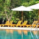 Photo taken at Amaya Lake by Amaya Resorts & Spas on 7/6/2013