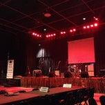 Photo taken at Centre Culturel Franco-Manitobain by Natalie B P. on 2/21/2015