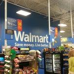 Photo taken at Walmart Supercentre by Alan N. on 8/26/2013